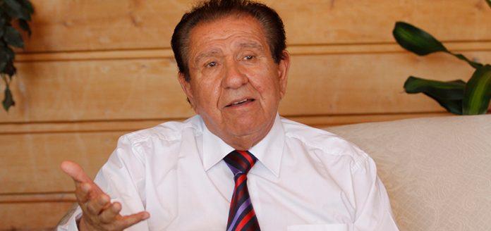 Edmundo Salas diputado DC