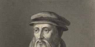 John Knox, reformador protestante en Escocia